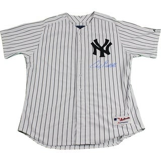 Andy Pettitte Authentic New York Yankees White Home Jersey