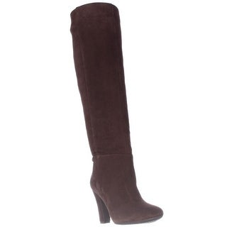 Jessica Simpson Ference Knee High Pull On Boots - Hot Chocolate