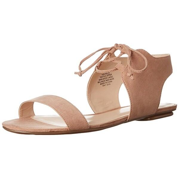 Nine West Womens Jadlin Open Toe Casual Ankle Strap Sandals