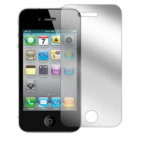 Cell Phone LCD Screen Protector Phone Case for Apple iPhone 4