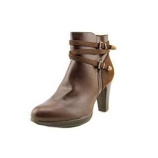 Rialto Pasedena Women Round Toe Synthetic Ankle Boot