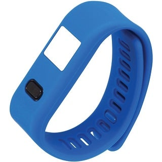 Naxa Lifeforce+ Fitness Watch For Iphone And Android (blue)