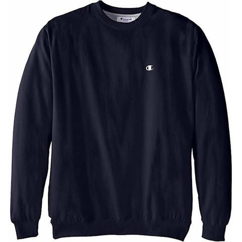 Champion Fleece Crew Neck Sweatshirt