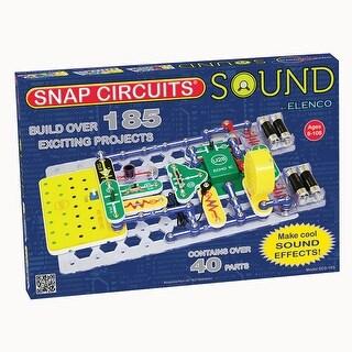 Snap Circuits Sound