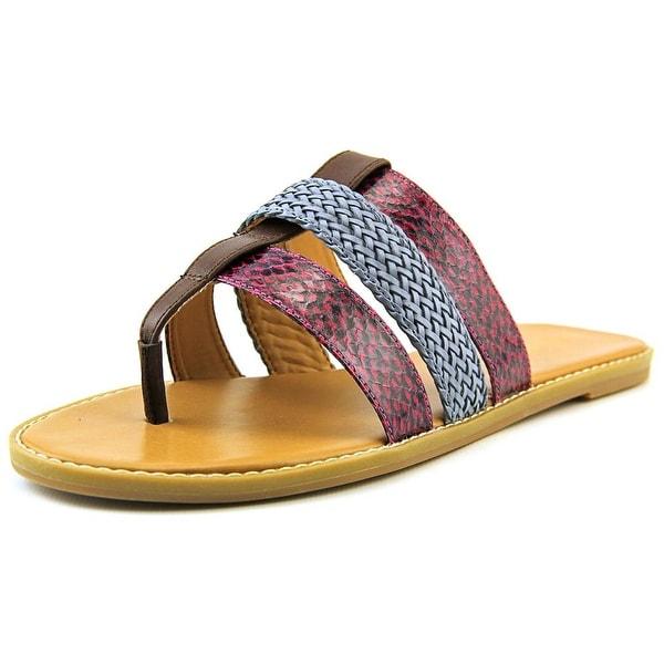 Nine West Karaka    Open Toe Synthetic  Slides Sandal
