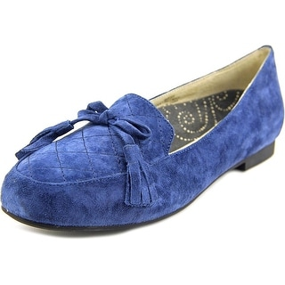 Propet Kate N/S Round Toe Suede Loafer
