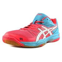 Asics Gel-Rocket 7 Women  Round Toe Synthetic Pink Volleyball Shoes