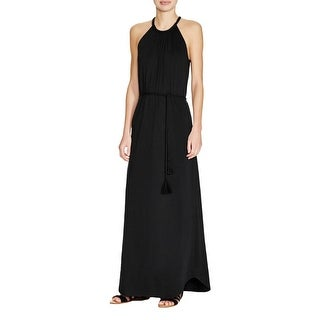 Soft Joie Womens Alcee Maxi Dress Jersey Braided