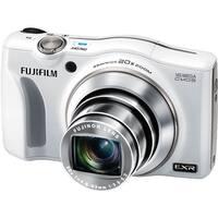 Fujifilm FinePix F750EXR Digital Camera (White) (International Model)