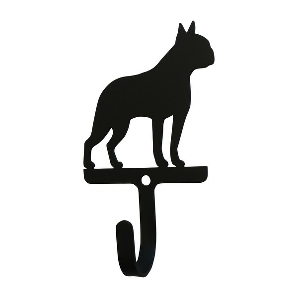 NEW - Boston Terrier - Wall Hook Small