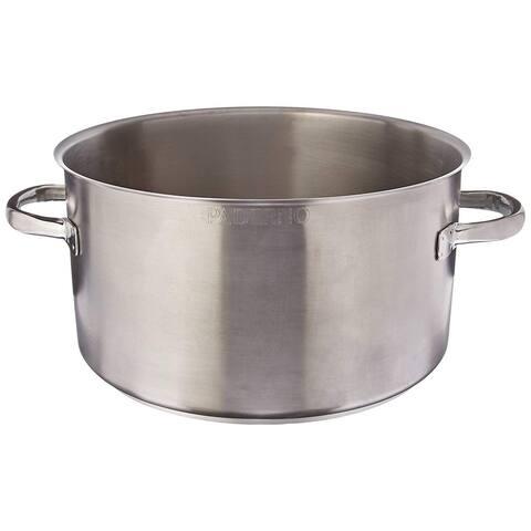 Paderno Stainless Steel 31 3/4 Quart Sauce Pot
