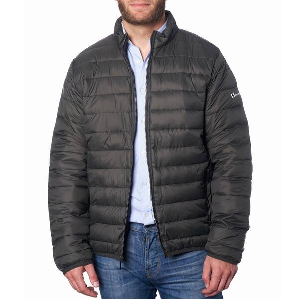 Alpine Swiss Niko Mens Down Alternative Jacket Puffer Coat Packable Warm  Insulation & Lightweight - Overstock - 31518728