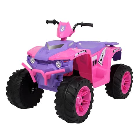 ALL Terrain Vehicle Dual Drive Battery with Slow Start & MP3 player, Radio, USB port