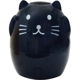 """GreenAir 529 Greenair Kids Aroma Diffuser and Humidifier - Cat - 2N1 Cat Child's Ultrasonic Aromatherapy Diffuser and"