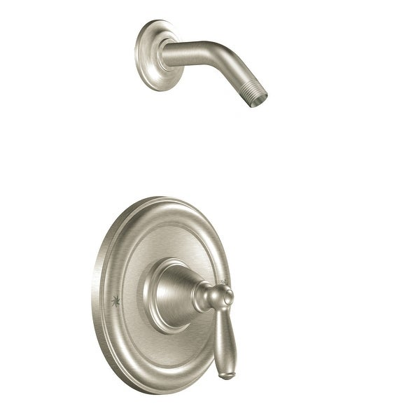 Moen T2152NH Single Handle Posi-Temp Pressure Balanced Shower Trim without Shower Head from the Brantford Collection (Less