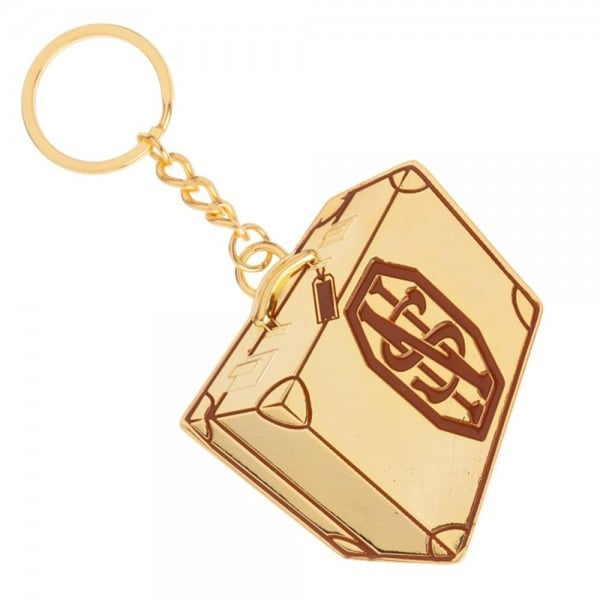 Fantastic Beasts and Where To Find Them Suitcase Metal Keychain - Multi