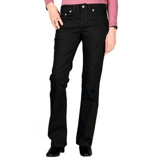 Dickies Womens Relaxed Fit Stretch Boot-Cut Jean (More options available)