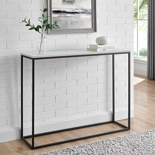 Link to Carbon Loft Geller 42-inch Metal Entry Table Similar Items in Living Room Furniture