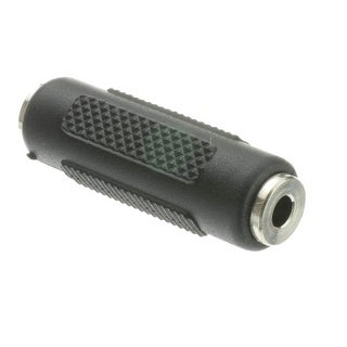 Offex 3.5mm Stereo Coupler / Gender Changer, 3.5mm Female to 3.5mm Female