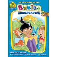 Kindergarten Basics - Ages 5-6 - Super Deluxe Workbook