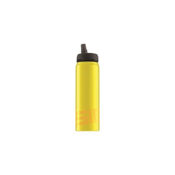 Sigg Water Bottle - Nat Yellow - .75 Liters Water Bottles