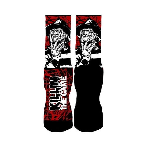 Rufnek Freddy Krueger Killin' The Game 2.0 Socks