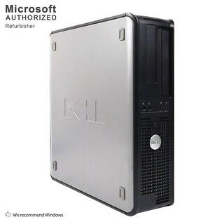 "Dell OptiPlex 745 SFF + 19"" LCD Intel Core2 Duo E7500 2.93GHz, 4GB RAM, 160GB HDD, DVD, WIFI, BT 4.0, VGA, WIN10H64(EN/ES)"