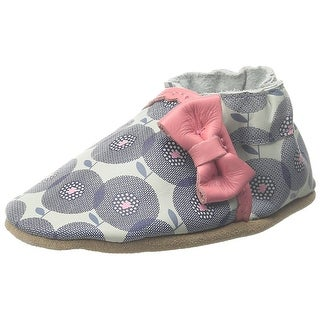 Robeez Petal Pop Flat Crib Shoes