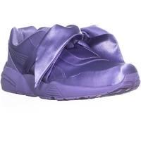 PUMA Bow Sneaker Fenty Rihanna Fashion Sneakers, Sweet Lavender