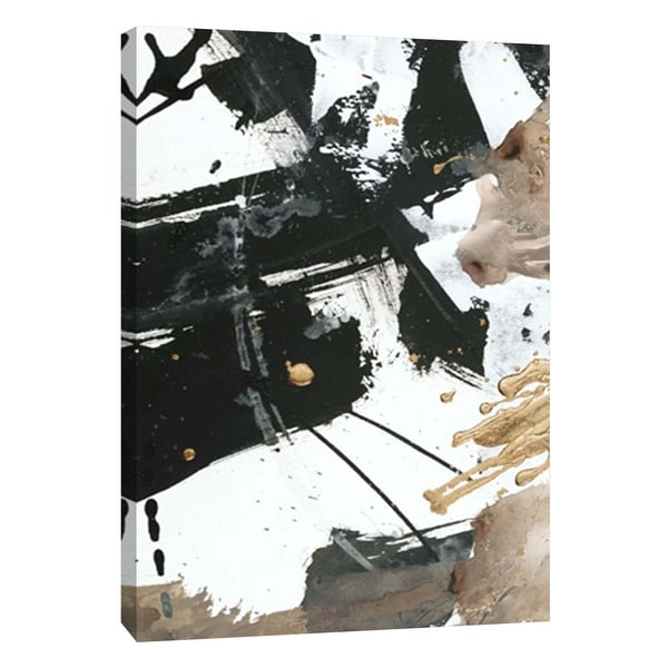 "PTM Images 9-108886 PTM Canvas Collection 10"" x 8"" - ""Cacophony 1"" Giclee Abstract Art Print on Canvas"