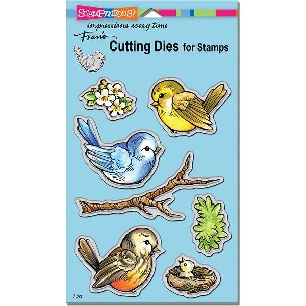 Stampendous Dies-Spring Tweets