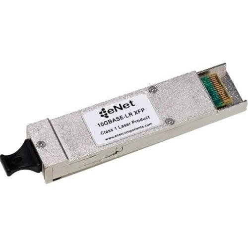 """ENET 10G-XFP-LR-ENC Brocade 10G-XFP-LR Compatible 10GBASE-LR XFP 1310nm 10km DOM Duplex LC SMF 100% Tested Lifetime Warranty"