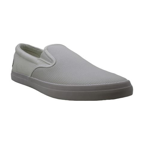 Fred Perry Mens Underspin slip on Closed Toe Slip On Shoes