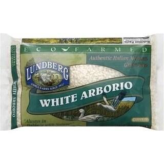 Lundberg Family Farms - Eco-Friendly Arborio White Rice ( 6 - 32 oz bags)