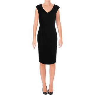 Ivanka Trump Womens Wear to Work Dress Stretch Crepe