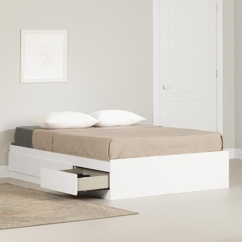 South Shore Fusion Mates Bed with 3 Drawers