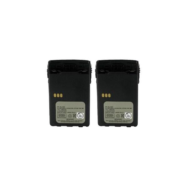 Battery for Motorola JMNN4024 (2-Pack) Replacement Battery