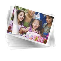 BLACK+DECKER Photo Laminating Sheets, 5 mil, 4x7 & 5x7