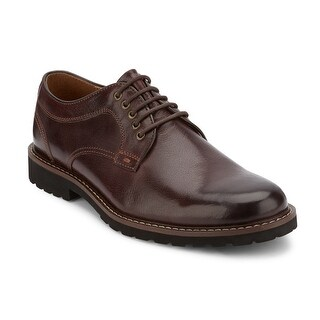 Dockers Mens Baldwin Leather Rugged Dress Casual Oxford Shoe