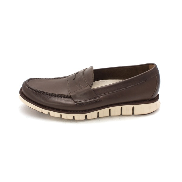 Cole Haan Mens Armondsam Closed Toe Penny Loafer