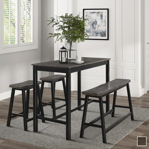 Appert 4-Piece Counter Height Dining Set