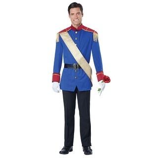 Mens Storybook Prince Halloween Costume