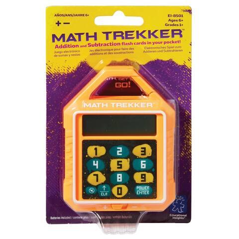 Educational insights math trekker addition/subtraction 8501