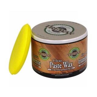 Trewax 887101016 Clear Paste Wax, 1 lbs
