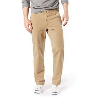 Link to Dockers Mens Pants Beige Size 46 Big & Tall Khakis Straight Fit Stretch Similar Items in Big & Tall