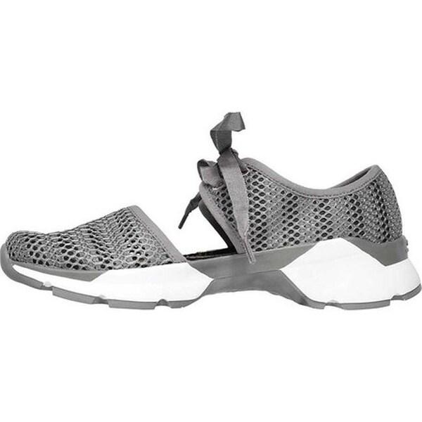 ONE Bora Chantilly D'Orsay Sneaker Gray