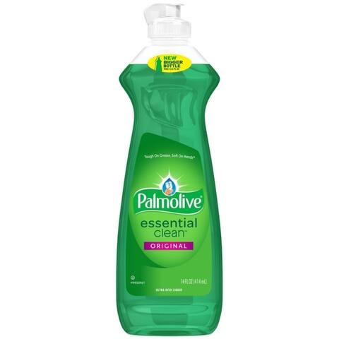 Palmolive US05831A Essential Clean Dish Soap, 14 Oz