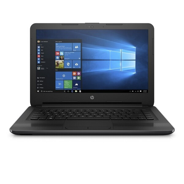 "HP 14-AN080NR 14"" Laptop AMD E2-7110 1.8GHz 4GB 500GB Windows 10"