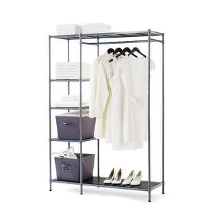 Neatfreak - Freestanding Wardrobe With 5 Adjustable Shelves