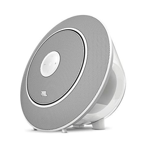 JBL Voyager Portable Wireless Bluetooth Speaker (Black)